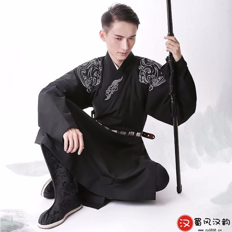 1:第九章宋代服饰 第二节 一般服饰 直裰,道衣(道袍),鹤氅这三种衣服